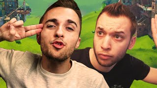 SQUEEZIE & MICKALOW UN TOP 1 HUMORISTIQUE