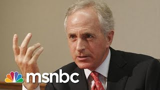 Republicans Run Out Of Patience With The President | Morning Joe | MSNBC