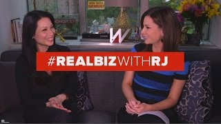 Lucy Liu | Real Biz with Rebecca Jarvis | ABC News