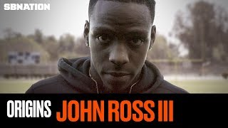 The story of Bengals WR John Ross III and his unprecedented speed - Origins, Episode 14