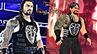 Wwe Top 25 moves of Roman Reigns in Wrestling Revolution 3d