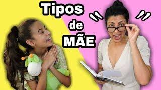 TIPOS DE MÃE \ LETICIA  & SIL