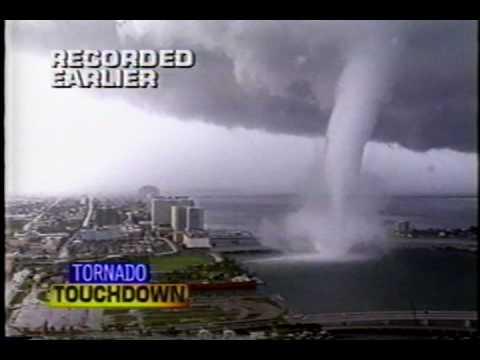 Great Miami Tornado of May 1997 Part 1