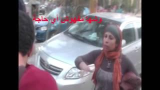 فيديو توضيحي لضرب أحمد دومة و البنت