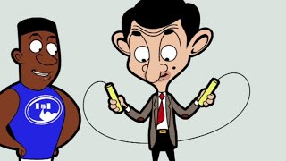 Sporty with Bean | Episode Compilation 19 | Mr. Bean Cartoon World