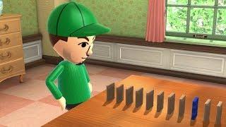 Wii Party U - All Tricky Minigames