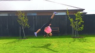 Trying NEW Gymnastics Connnections!