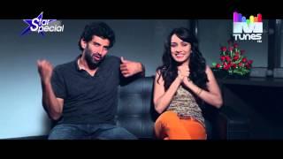 Star Special - Aditya Roy Kapoor & Shraddha Kapoor (Aashiqui 2)