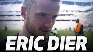 INTERVIEW | ERIC DIER ON EVERTON GOAL | Spurs 2-2 Everton