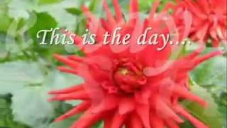 This is the day - wedding song