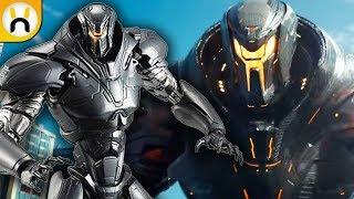 Obsidian Fury Evil Jaeger First Details REVEALED   Pacific Rim Uprising
