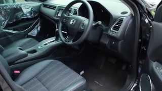 Detail Interior Honda HR-V Versi Indonesia