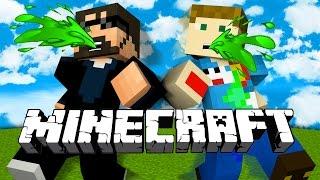 Minecraft: CHUNK RUNNER |  YOUTUBE CHALLENGE!!