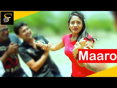 These Men kept harassing a Girl in public place | Maaro - Short Film