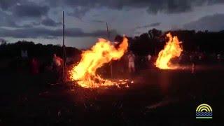 Rope Burning 2015 - Camp Towanda
