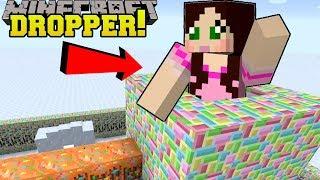 Minecraft: FALLING INTO SANTA