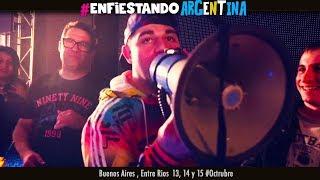 El Apache Ness - #EnfiestandoArgentina★13,14 y 15 #Octubre★#BuenosAires #EntreRios