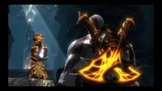 God of war 3 - Phần 3: Cắt đứt gân chân Thần Hermes