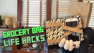 8 Awesome Grocery Bag Hacks To Try Right Now
