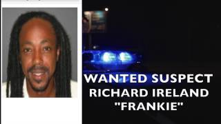 USVI Breaking News WANTED SUSPECT - Richard Ireland