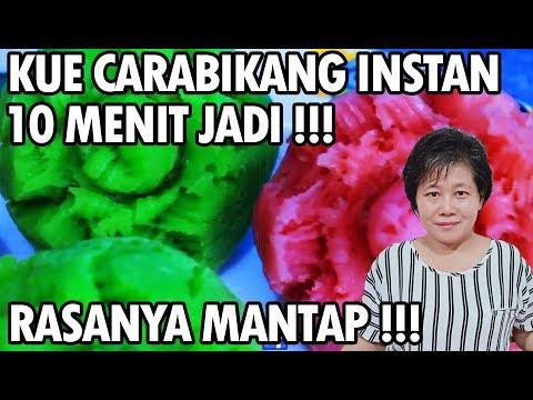 Resep : Kue CaraBikang 10mnt Jadi!!!