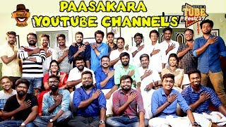 Paasakara Youtube Channels   Tube Fest 2k17 Promo   Smile Settai