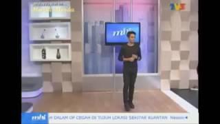 Khai Bahar at Malaysia Hari Ini ( MHI )