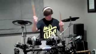 Flo Rida - Whistle (Drum Cover) - Aaron Baylis