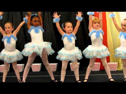Alyssa Dance Recital Tap & Ballet 2012