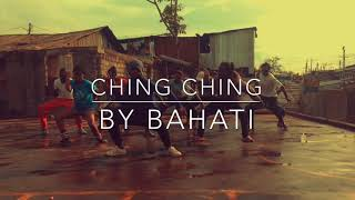 Bahati CHING CHING .. clean dance video challange by TIT DANCE CREW.