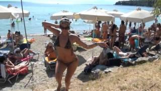 2nd GREEK SASLA BOOTCAMP 2011 (Beach Party)
