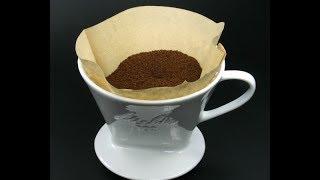 How To Make Filter Coffee - آموزش درست کردن قهوه فرانسه فیلتری بدون ماشین