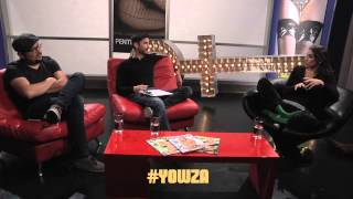 Brendan & The Bear Interview pornstar Celeste Star