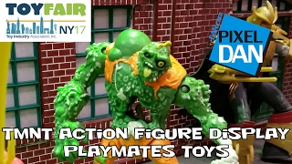 Teenage Mutant Ninja Turtles New Basic Figures from Playmates Toys at Toy Fair 2017