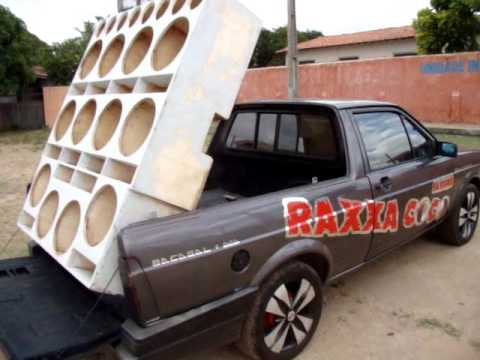 saveiro hidraulica RAXXA COCO