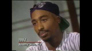 Tupac Shakur: In His Own Words MTV (13.09.1997) (HQ)
