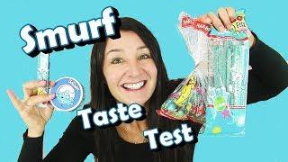 SMURF  German Taste Test - Cheeky Tam