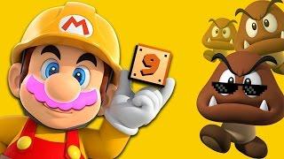 SO MANY AMAZING LEVELS!!   Mario Maker #9