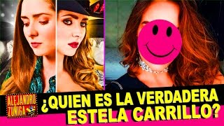 ¿Quien es la verdadera Estela Carrillo? Elenco Tierras Salvajes y