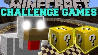 minecraft robot alien creeper challenge games