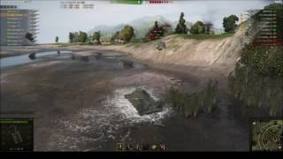 WoT - TEC - Tier 8 Skrim Highlights - 12/12/2016