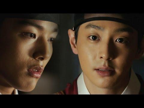 Hyun Woo scolds Yeo Jin Goo