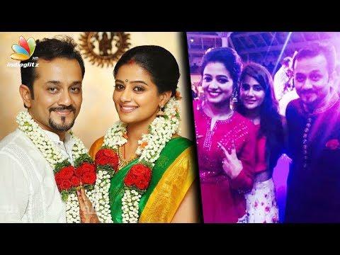 Priyamani weds long time boyfriend in Register Marriage | Tamil Celebrities Wedding