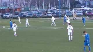GNK Dinamo - NK Osijek - juniori, 1:1, 07.12.2013.