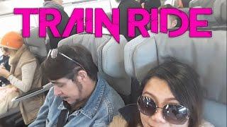 Exploring Georgia - Train from Tbilisi to Batumi
