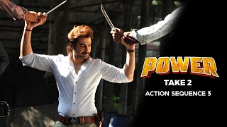 Power | Take2 | Action Sequence 3 | 2016