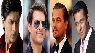 বিশ্বের সবচেয়ে শীর্ষ সেরা ১০ জন ধনী অভিনেতা | Top 10 richest actors in the world