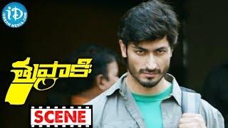 Vidyut Jamwal Best Action Scene - Tupaki Movie