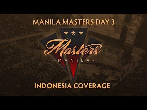 [LIVE] MANILA MASTERS | TEAM NP vs EG #Day3 (Bahasa Broadcast) @PastaDOTA @OddieDOTA @Donna @Monang