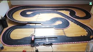 Carrera Rennbahn Tagebuch - #4 - Aufbau der Bahn